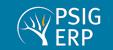 Banner PSIG - ERP